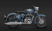 Royal Enfield Classic 500 Squadron Blue 2