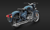 Royal Enfield Classic 500 Squadron Blue 3