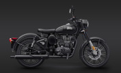Royal Enfield Classic 500 Stealth Black 3