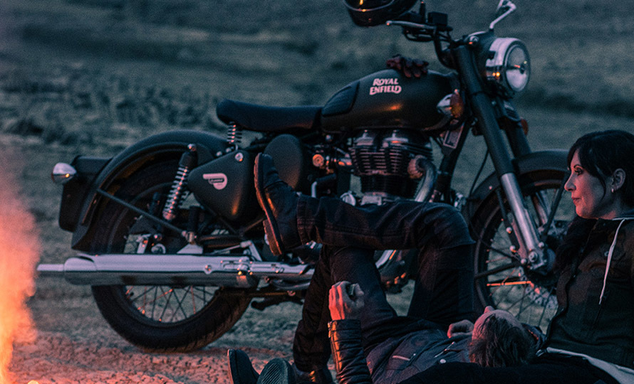 Royal Enfield Classic 500 Battle Green 7