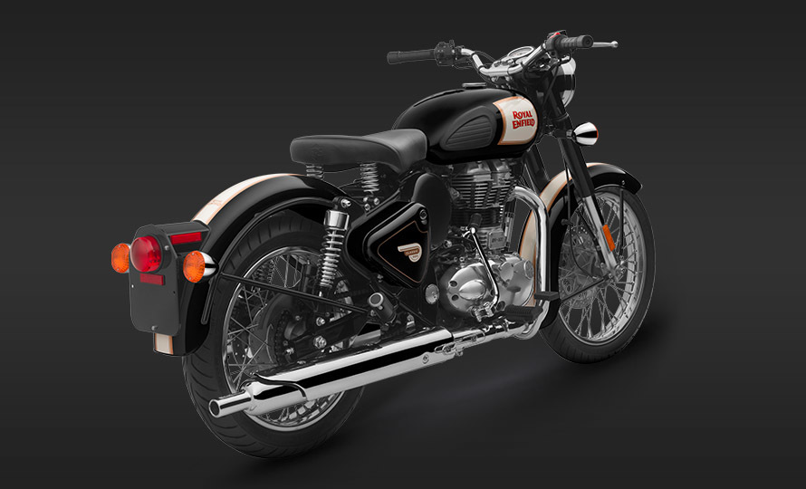 Royal Enfield Classic 500 2