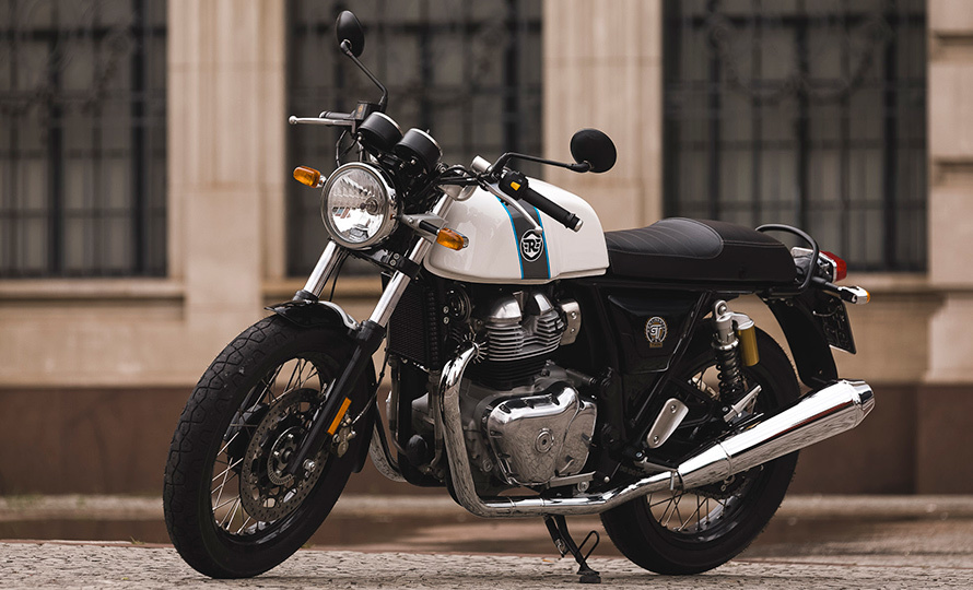 Royal Enfield Continental GT 1