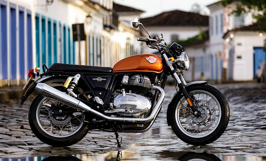 Royal Enfield Interceptor 1