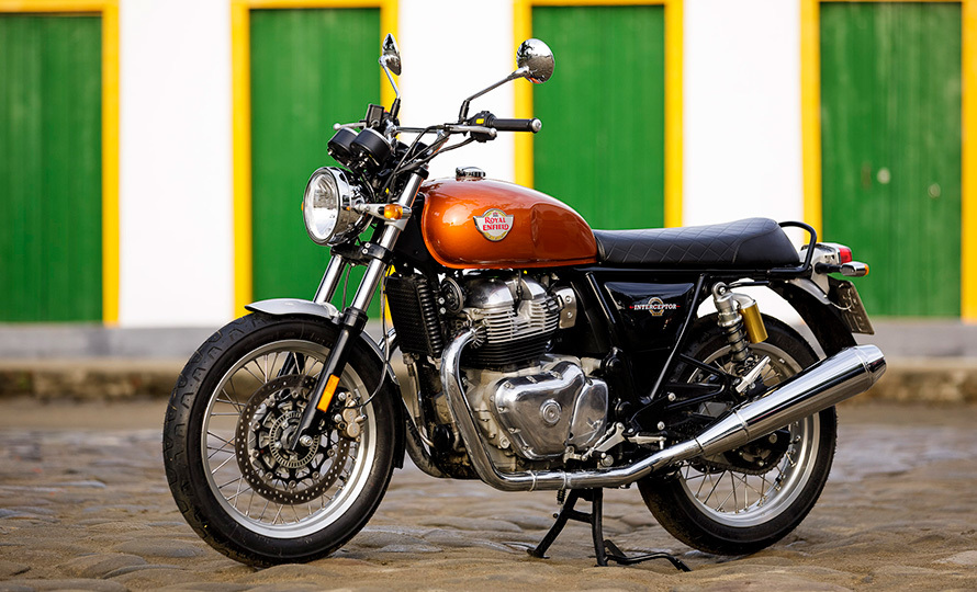 Royal Enfield Interceptor 2