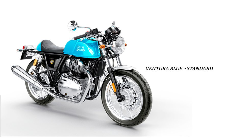 Royal Enfield Continental GT 12
