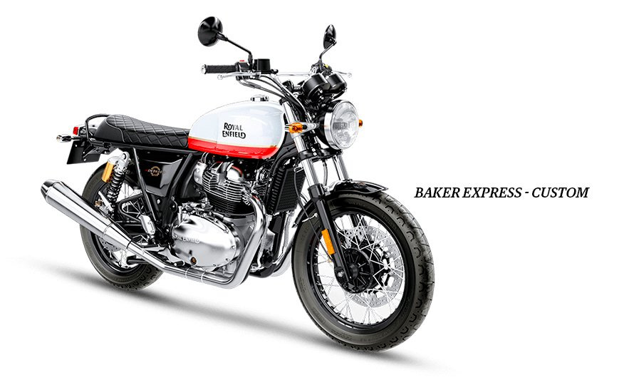 Royal Enfield Interceptor 9