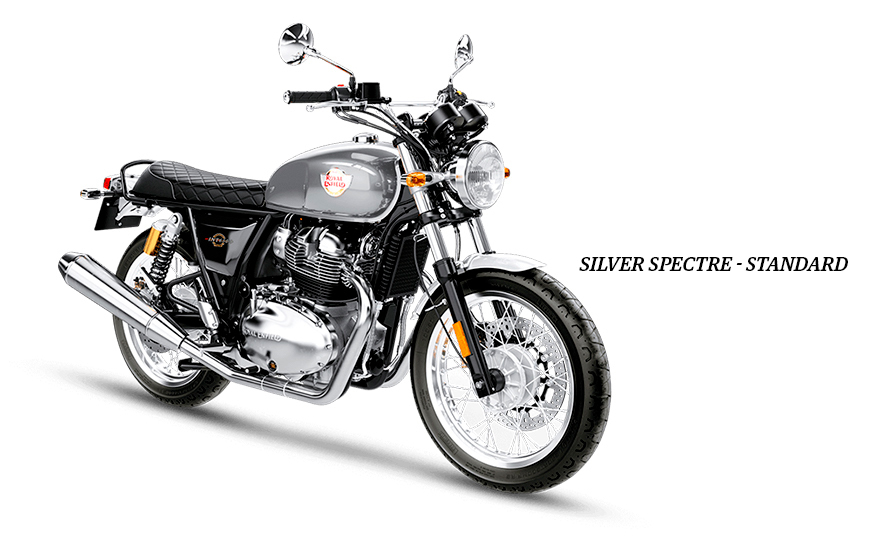 Royal Enfield Interceptor 11
